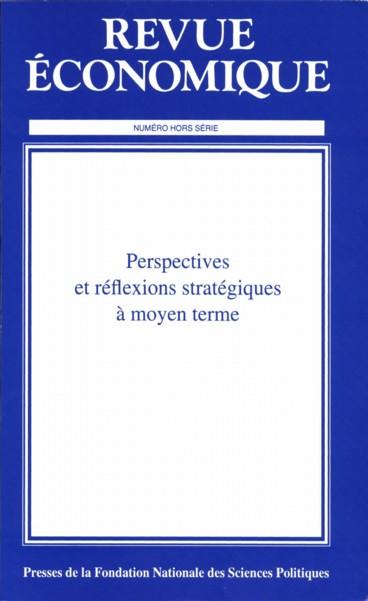 Planification Strategique Quelques Reflexions Pour Une Transposition A La Planification Nationale Persee