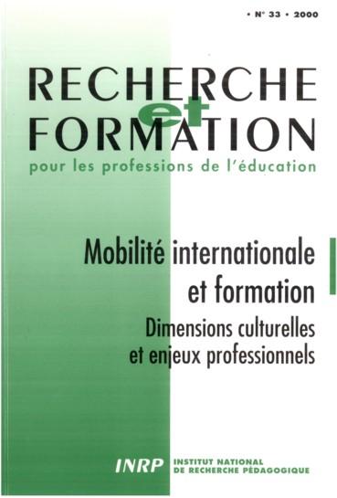 Mobilit Internationale Et Adaptation Interculturelle Les
