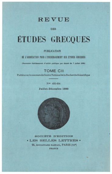 56 Denys D Halicarnasse Les Antiquites Romaines Livres I Et Ii