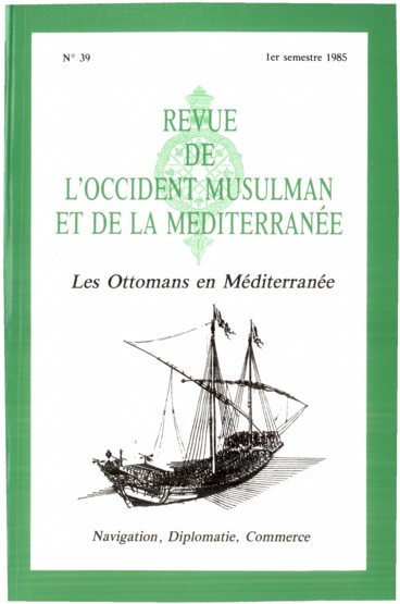 Ottoman North Africa And The Dutch Republic In The Seventeenth And