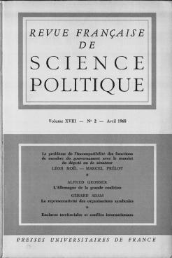 Les établissements Français De Linde Persée