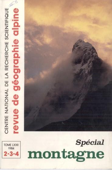 Les Gradients De Temperatures Et De Precipitations En Montagne Persee