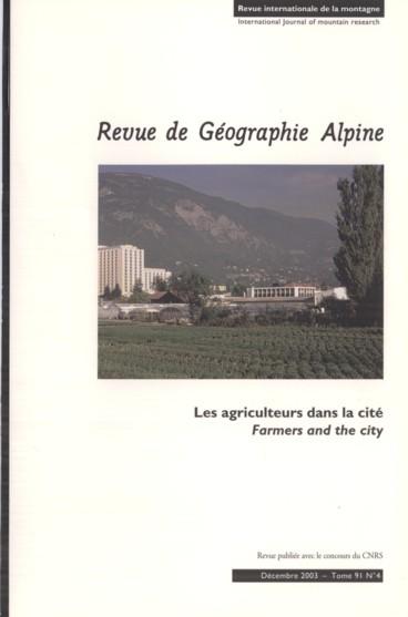 revue la geographie n 4