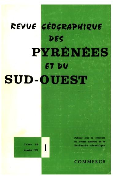 J. Beaujeu-Garnier et A. Delobez, Géographie du Commerce