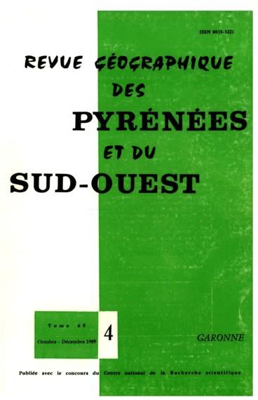 A propos de Fès : Revue de géographie du Maroc, fasc. 2, vol. 11, 1987
