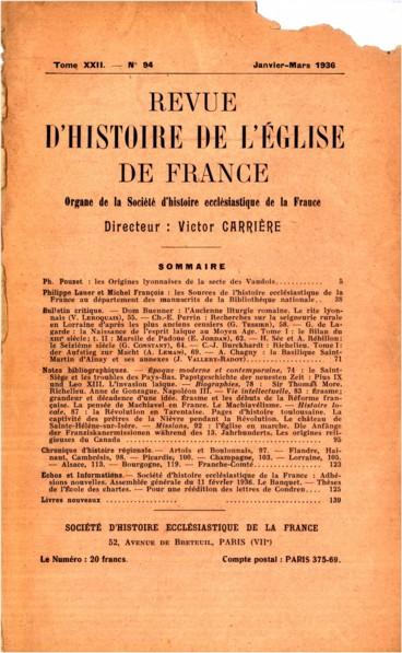 Les sources de l histoire ecclésiastique de la France au département ... 57137d9462c4