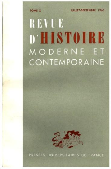 Une Reference Pour L Etude Des Societes Urbaines En France Aux Xviii