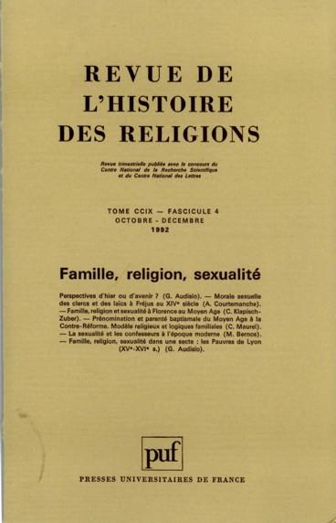 Morale sexuelle des clercs et des la cs fr jus au xive si cle pers e - Portail famille frejus ...
