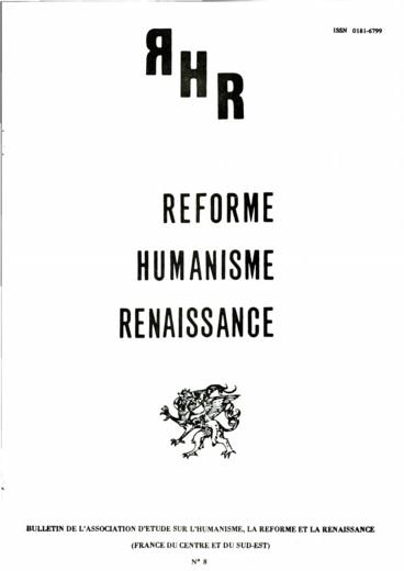 L'Apologie de Raymond Sebond» : le paradoxe et l'Essai - Persée Retour au fascicule. «