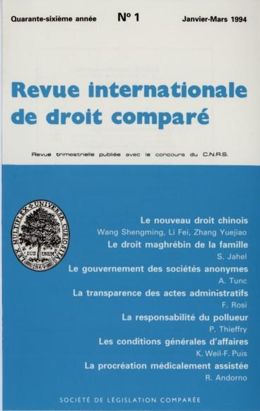 Le Droit Allemand Des Conditions Generales D Affaires Revu Et