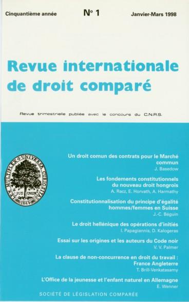 La Clause De Non Concurrence En Droit Du Travail Comparaison Des