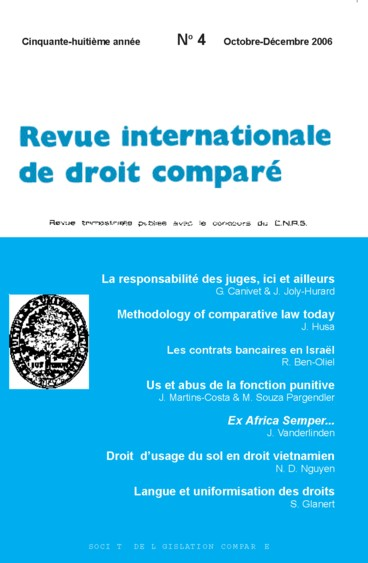 Kahn-freund Comparative Law As An Academic Subject Essay - image 3
