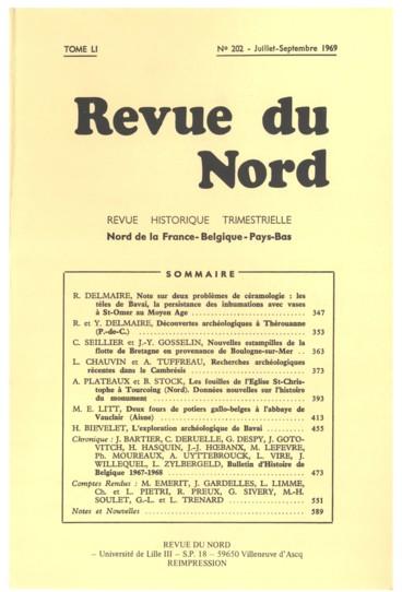 Bulletin d Histoire de Belgique 1967-1968 - Persée 070edae99e77