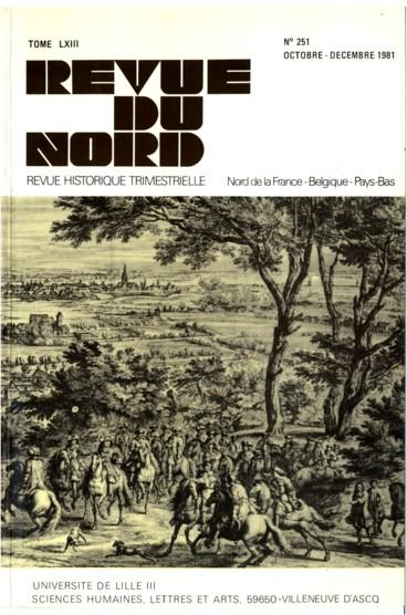 Bulletin D Histoire De Belgique 1978 1980 Persee