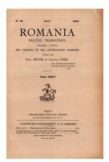 Poème En Quatrains Sur Le Grand Schisme 1381 Persée