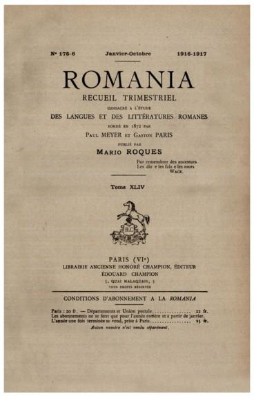 Poème En Quatrains Conservé Dans Un Manuscrit De La