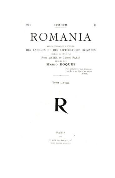 Raoul De Houdenc Est Il Lauteur Du Songe Du Paradis Et De