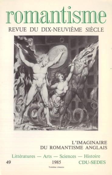 Littérature Romantique Anglaise le double dans le romantisme anglais - persée