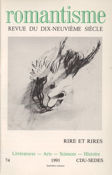 Les Poèmes En Prose De Baudelaire Et La Caricature Persée