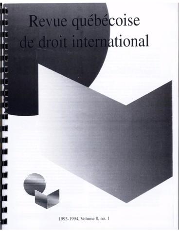 Théorie du droit international (Collection de droit international t. 73) (French Edition)