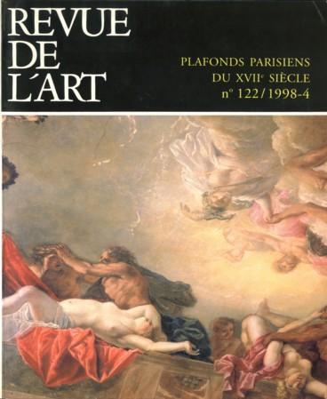 Poutres Et Solives Peintes Le Plafond A La Francaise Persee