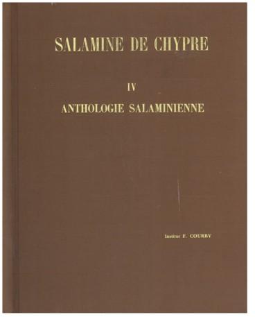 Chapitre XII. — Tables chrétiennes en marbre découvertes à Salamine