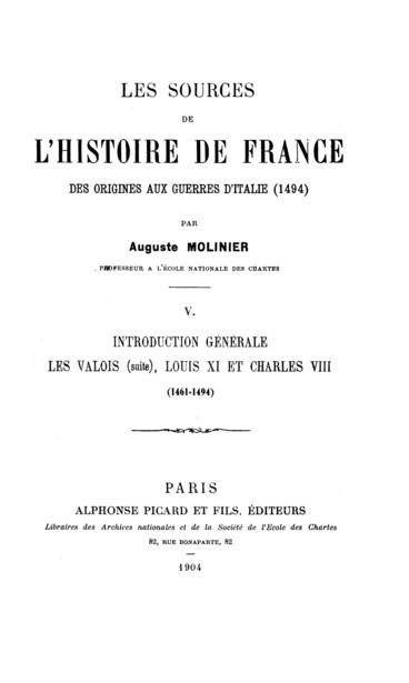 5589 Lettre De Charles Viii à Sa Sœur Anne De Beaujeu Lui
