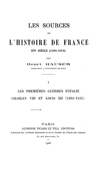 Carte Reduction Bourgogne Liberte.I Les Premieres Guerres D Italie Charles Viii Et Louis Xii