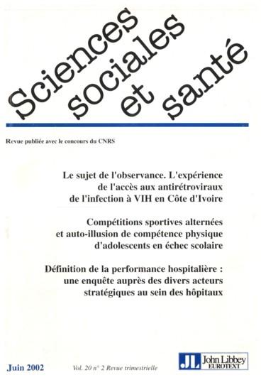 Definition De La Performance Hospitaliere Une Enquete Aupres Des