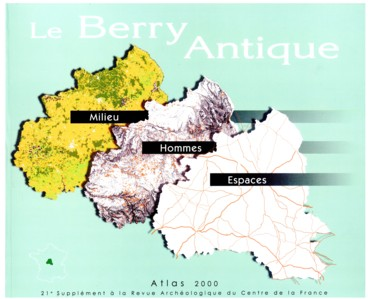 Le Berry Antique Atlas 2000 Persee