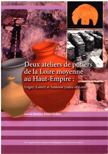 Un Atelier De Potiers Tuiliers De La Fin Du Haut Empire En