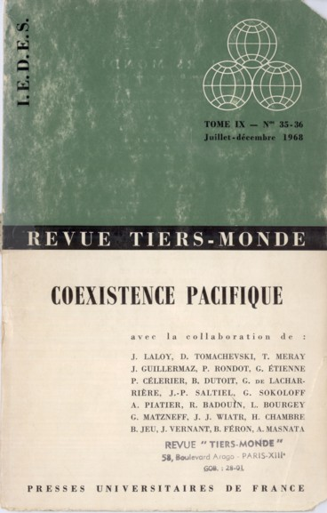 COEXISTENCE PACIFIQUE EBOOK DOWNLOAD
