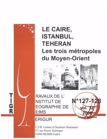 La répartition des activités commerciales et de services et leurs principes dorganisation dans le noyau historique du Caire la ville fatimide