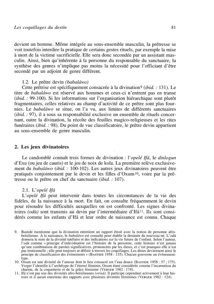 La Conchyomancie ou voyance par les coquillages Hom_0439-4216_1994_num_34_131_T1_0081_0000
