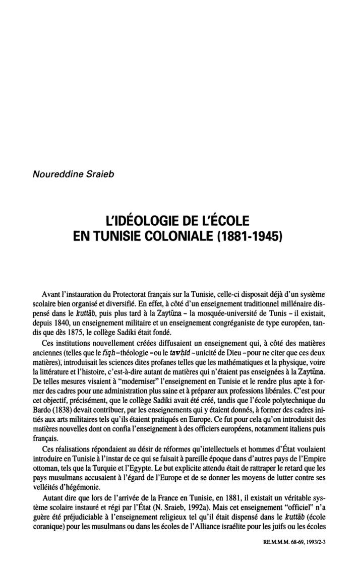 Système éducatif tunisien Remmm_0997-1327_1993_num_68_1_T1_0239_0000